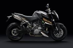 KTM 990 Superduke. Someday I will have it!! <3