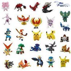 Pokeball Pikachu Toys