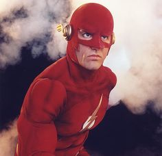 Flash from the 90s TV show.