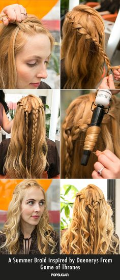 This is one braid tutorial Game of Thrones fans have got to try!
