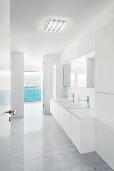 Plafonnier Vita LED Luminaire Vintage, Deco Luminaire, Luminaire Design, Alcove, Bathtub, Bathroom, Lighting, Standing Bath, Washroom