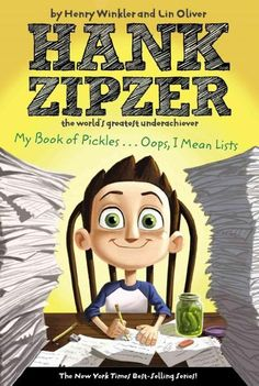 My Book of Pickles…: Oops, I Mean Lists