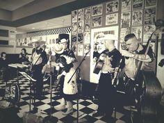 Wheels Fargo and the Nightingale hillbilly band