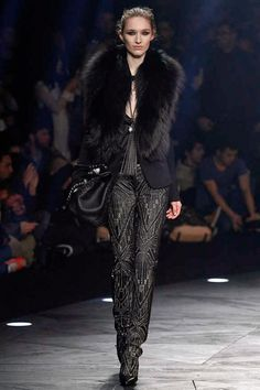 Roberto Cavalli   Fall 2014 Ready-to-Wear Collection   Look 20