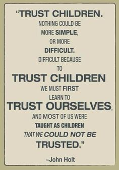 Here's why it's so hard for society to trust children. pic.twitter.com/r3rr7JlN1U Life Learning, Learning To Trust, Learning Quotes, Parenting Quotes, Education Quotes, Parenting 101, Bad Education, Funny Parenting, Learning Resources