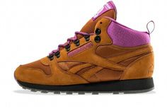 """Footpatrol x Reebok Classic Leather Mid """"On The Rocks""""  #bestsneakersever.com #sneakers #shoes #reebok #footpatrol #classic #leather #mid #ontherocks #style #fashion"""