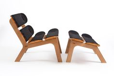 Picture of product Chair by I'M:Board - Skateboard Furniture at cratenordic.com category chairs