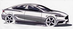 The all-new Ford Mondeo on Behance