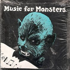 Music for Monsters record