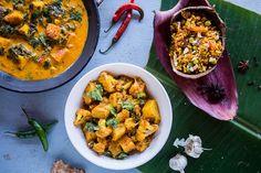Tahle tři indická jídla jsou jednoduchá na přípravu, ale velmi chutná