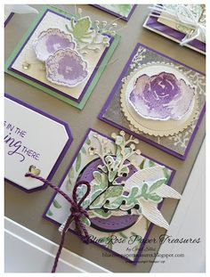 Blue Rose Paper Treasures: Frosted Floral Fun Fold Cards and x Frame Fancy Fold Cards, Folded Cards, Card Making Tutorials, Making Ideas, Box Frame Art, Shadow Box Art, Pop Up Cards, 3d Cards, Bouquet