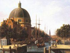 Gerrit Adriaensz Berckheyde: The Singel