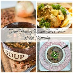 Darcie's Dishes: Trim Healthy Mama Slow Cooker Recipe Roundup