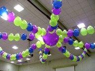 Balloons Decoration Service In London Balloon Ceiling, Balloon Drop, Love Balloon, Balloon Columns, Balloon Wall, Balloon Ideas, Hanging Balloons, Large Balloons, Helium Balloons