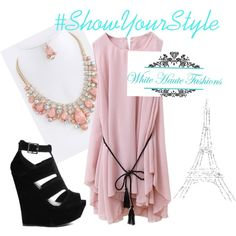 #ShowYourStyle with White Haute Fashions!  Put together your favorite look using any items that match your style and accessorize it with a minimum of at least 3 White Haute Fashions pieces. Once you've styled the ultimate ensemble on Polyvore, take a screenshot or save it as a jpg and submit it to @White Haute Fashions on Twitter with your e-mail address included. All entries must be entered before midnight on 05/16/2014. Contest ends on 05/16/2014. The winner will be chosen by midnight on…