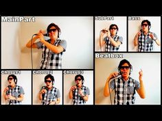 Hikakin does Canon in D Beatbox. This guy's really talented. Like A Version, Pachelbel's Canon, Theme Tunes, Guy Names, Dubstep, Asian Men, Boxing, Music Videos, Chinese