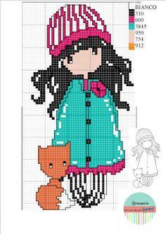 Resultado de imagen para gorjuss cross stitch patterns