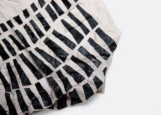 COLLECT(ION) : Nadine Goepfert —Textile & Design
