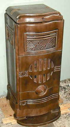 Magnificent, large, vintage French art deco stove as found.   £150.00 item1e74a7c86d Ebay