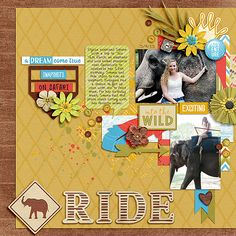 Layout using {Animal Kingdom} Digital Scrapbook Kit by Digital Scrapbook Ingredients available at Sweet Shoppe Designs http://www.sweetshoppedesigns.com/sweetshoppe/product.php?productid=31811&page=1 #digitalscrapbookingredients