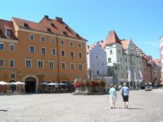 111 Things to do in Regensburg
