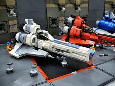 Lego Battlestar Galactica - Solo's Viper