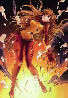 Evangelion - Asuka *