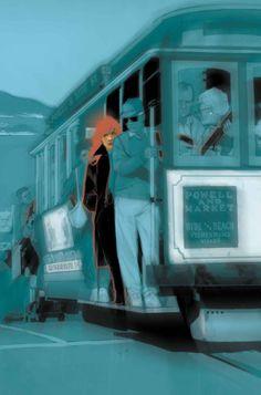 "Publisher: MARVEL COMICS (W) Nathan Edmondson (A/CA) Phil Noto ""Fog of War"" •  Natasha returns to San Francisco"