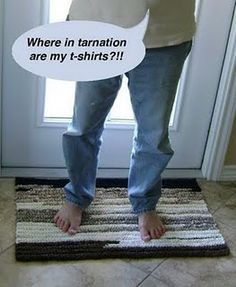 t shirt yarn rug-downloadable, how to make Tarn (T-shirt yarn) and so much more!!!