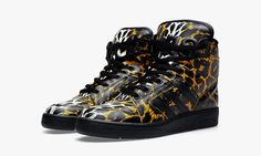 "adidas Originals x Jeremy Scott Instinct Hi ""Leopard"""