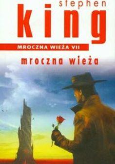 Okładka książki Mroczna wieża