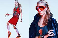 Sebastian Kim, Vogue Australia, Portrait Inspiration, Boston Red, Olympics, Fashion Photography, Sunglasses, Studio, Model