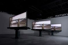 video art installation - Google Search