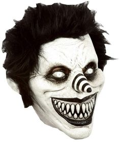 If creepy is your goal this Halloween then this Scary Laughing Man Adult Mask will not disappoint. It features a scary razor tooth laughing man face. Couple Halloween Costumes, Halloween Masks, Scary Halloween, Halloween Face Makeup, Halloween 2020, Scary Costumes, Scary Clown Makeup, Dinosaur Halloween, Scary Clowns