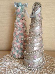 Новогодние елки Deco, Christmas, Noel, Xmas, Deko, Weihnachten, Decorating, Yule, Jul