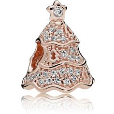 Official PANDORA Rose Twinkling Christmas Tree Charm from The Jewel Hut. Shop our gorgeous collection of designer jewellery and watches today and get FREE delivery. Pandora Charms Rose Gold, Pandora Jewelry Box, Rose Gold Christmas Tree, Christmas 2017, Simba Disney, Trend Fashion, Runway Fashion, Fashion Outfits, Silver Roses