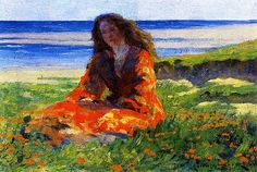 Katherine Artwork By Clarence Gagnon Oil Painting & Art Prints On Canvas For Sale Canadian Painters, Canadian Art, Clarence Gagnon, Of Montreal, Post Impressionism, Art Database, Old Master, Master Art, Canvas Art Prints