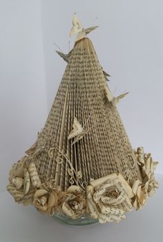 Inspiration for week 2 of summer book folding classes