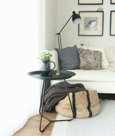 Tschüss S O M M E R . . . #wohnzimmer #livingroom #hay #beistelltisch  #couch #