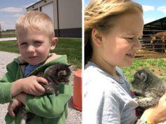 Cute farm kids featured on Stirlist.com #Nebraska #farmfamily #cornrecipe #farming #food