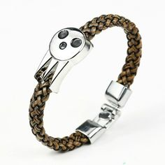 Buy SOUL EATER Shinigami Mask Bracelet at Pica Collection for only $ 11.95
