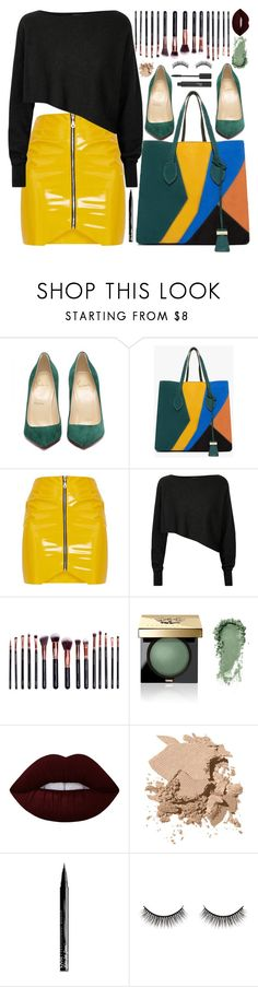 """let's disPUte the norm"" by jooseefiinee ❤ liked on Polyvore featuring Crea Concept, M.O.T.D Cosmetics, Bobbi Brown Cosmetics, Lime Crime, NYX, Christian Dior and Battington"