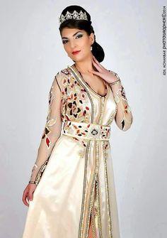 Caftan Marocain Luxe 2015 : Perles Orientales | Caftan Marocain Boutique