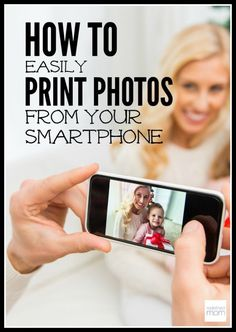 How to Easily Print Photos from Your Smartphone - Don't lose all of your memories if you lose or break your phone.here are steps on how to easily print photos from your smartphone.
