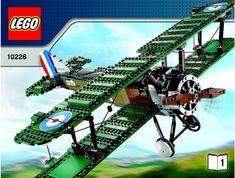 Advanced Models - Sopwith Camel [Lego 10226]