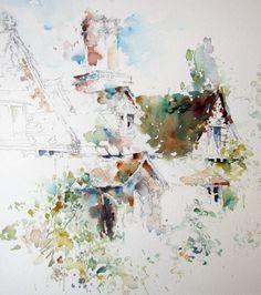 JUDI WHITTON watercolor - Cerca amb Google