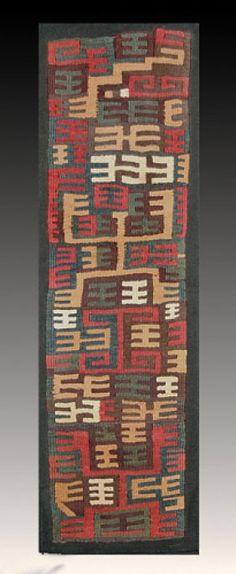 peru - now that looks like a kuba cloth!