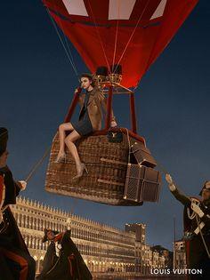 Discover L'Invitation au Voyage - Venice from Louis Vuitton, now at http://vuitton.lv/Venice.
