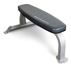 BodyCraft Deluxe Utility Dumbbell Flat Bench * Details can be found by clicking on the image.(This is an Amazon affiliate link and I receive a commission for the sales)