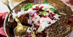 Looking for a quick dinner or a delicious dessert? Search through our vast range of Pick n Pay recipes and get cooking like a pro. Date Pudding, Sticky Toffee, Recipe Search, Puddings, Kos, Baking Recipes, Christmas Time, Delicious Desserts, Catering